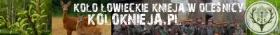 Koło Łowieckie Knieja w Oleśnicy - koloknieja.pl